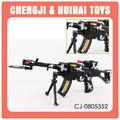 Alta qualidade elétrica brinquedo de plástico rifles para venda