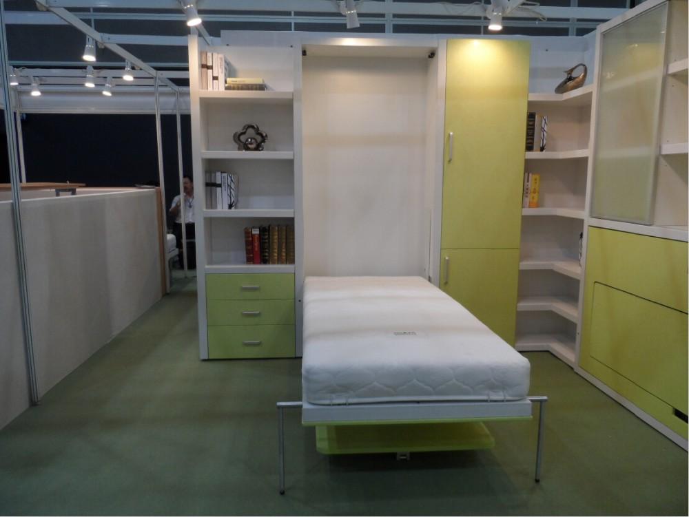 Ni os muebles de dormitorio moderno muebles muebles - Cama plegable pared ...