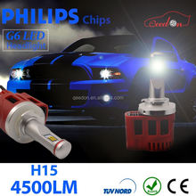 Qeedon excellent customer service with philips adjustable h11 led headlight auto wholesale price