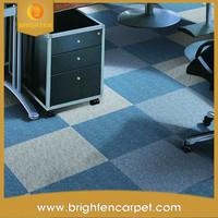 Modern Tufted Removable Nylon Commercial Carpet Tiles
