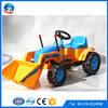 PASSED CE-EN71 Manufacturer Electric Toy Cars for Kids to Drive Toy Bulldozer Model For Children