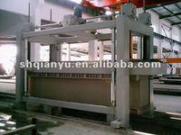 Professional Autoclaved concrete Block machine line/AAC Block Plant /cutter