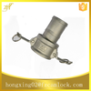 china supplier camlock coupling stainless steel quick coupling type c