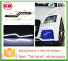 COB LED Daytime Running Light New Design Z Type COB LED Daytime Running Light led drl fog light