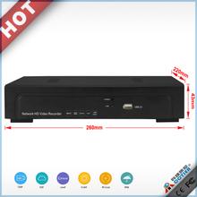 N4/1U VGA output HDMI output NVR