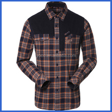 Mens color changing adult flannel t shirts