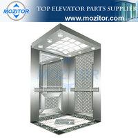 small passenger cars passenger elevators for shop