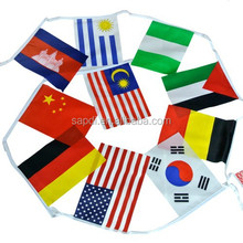"New 50pcs 8""x12"" World Flag Combo Hanging National Country Olympic Games Sports"