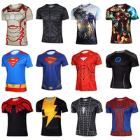 New hot sale casual men's slim fit 3d tshirts for men/women harajuku tee shirt