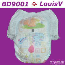 Pull Up Baby Diaper Cloth Pant, PVC Diaper Pant Style Diaper
