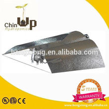hps mh grow light wing reflector/ hydroponic aluminum wing lamp shade/ adjust a wing relector