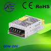 Hot selling AC-DC IP20 2.5A 24V 60W non-waterproof LED Power Supply