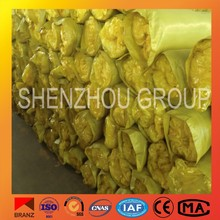 Non-combustible Material Heat Insulation High Density Glass Wool