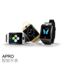 smart watch 2015 bluetooth nfc smartwatch apro smart watch with sim function