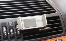 Air Vent Aluminium Grip Mount Cell Phone Car Holder