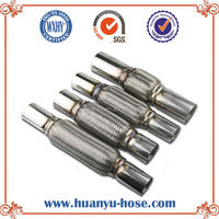 stainless steel exhaust flex pipes