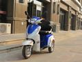 1000 w 2014 diseña nuevamente eléctrico de tres ruedas para discapacitados