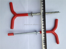 19CM With handle Steel tent peg