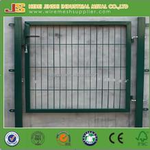 security simple fence gate design