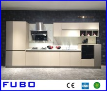 2015 New Laminate Modern Kitchen Cabinet Made in China