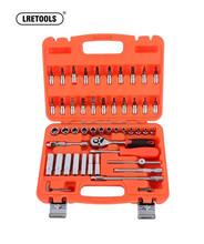 """53 pcs 1/4"""" Dr. CR-V Tool Case"""