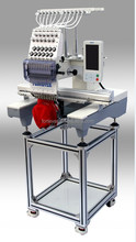 single head embroidery machine for cap embroidery/ garment embroidery 1201