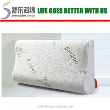 bamboo fabric MEMORY FOAM PILLOW