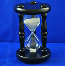 cheap beautiful decorative hourglass sand timer