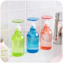 NEW DESIGN 300ml flower shaped PET spray bottle press water mist perfume atomizer spray bottle refillable