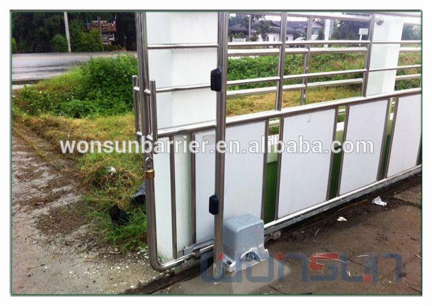 Как открываются раздвижные ворота ворота с электроприводом цены