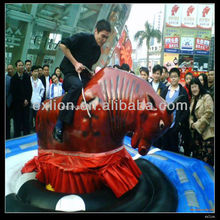popular and exciting amusement equipment mechanic bull game