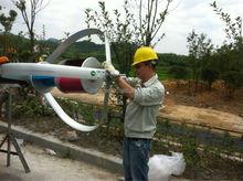 Wind solar street lamp with 300W 24V wind turbine generator