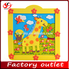 2014 novos produtos miúdo brinquedos EVA do girafa brinquedo educativo jogos de quebra-cabeça