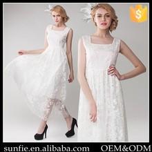 2015 New design woman classic summer evening wedding dress