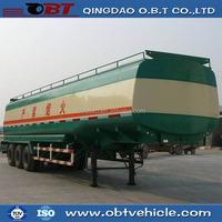 Independent-Brand Tri-axle oil tanker semi trailer