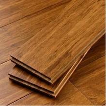 Certificated natural bamboo flooring