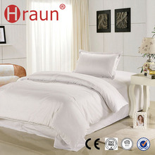 Most People Love Home Textile No Fade Blue And White Bedding