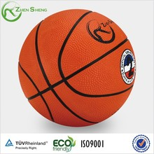 Zhensheng Indoor Exercise Basketballs Made of Rubber