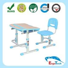 ErgoTech E1 MDF Non-reflection Desktop Kids Writing table