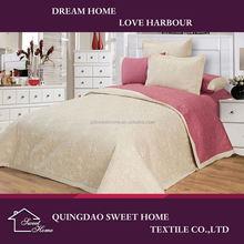 China Home Design Bed Sheet