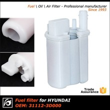 Heavy duty truck diesel fuel filter truck part