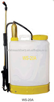 Agricultural brass chamber metal lance backpack 20L hand sprayer for pest control WS-20A