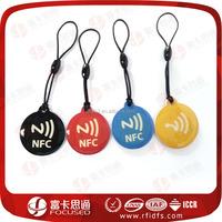 Plastic NFC Dog/Pet ID Tags
