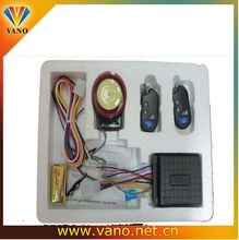 High quality security motorcycle alarm system for sale