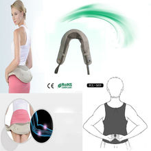 Hot New Products For 2015 Personal Hot Back Belt Massager With CE,RoHS FCL-M19/Vibration Massage Belt With Heat Alibaba China