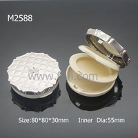 Unique Luxury Cosmetic Containers Compact Mirrors Wholesale