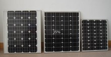 Best quality mono 100w panel small solar cell module for home use