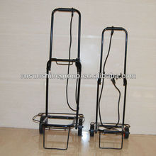 Portable Folding Luggage Trolley hand cart,Foldable Travel Carrier Cart