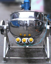 stainless steel Interlayer cooking pot for porridge