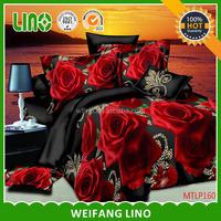 multi-color comforter bedding sets/puff comforters sets/luxury wedding bedding